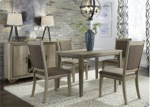 Opt 5 Piece Café Table Set