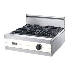 "Cotton White 24"" Gas Wok/Cooker - VGWT (24"" wide wok/cooker)"