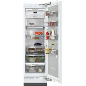 MieleK 2601 Vi MasterCool refrigerator For high-end design and technology on a large scale.
