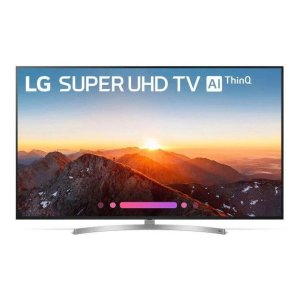 "LG ElectronicsSK8070PUA 4K HDR Smart LED SUPER UHD TV w/ AI ThinQ® - 75"" Class (74.5"" Diag)"