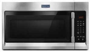 Compact Over-The-Range Microwave - 1.7 Cu. Ft. Product Image