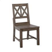 Foundry Wood Side Chair Product Image