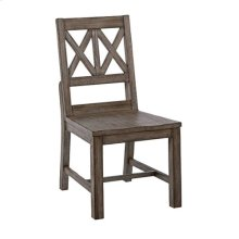 Foundry Wood Side Chair
