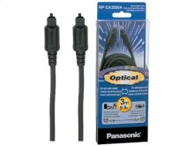 Audio Optical Cable 9.8 ft. with Square-plug Ends