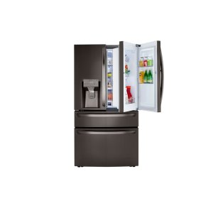 LG Appliances23 cu. ft. Smart Wi-Fi Enabled Counter-Depth Refrigerator with Craft Ice(TM) Maker