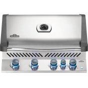 Built-in Prestige 500 RB Infrared Rear Burner , Stainless Steel , Natural Gas