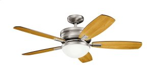 """Carlson LED 52"""" Fan Antique Pewter"""