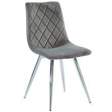 Marlo Side Chair in Grey, 2pk