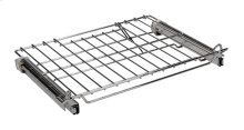 "27"" Satinglide Roll-Out Rack with Handle"