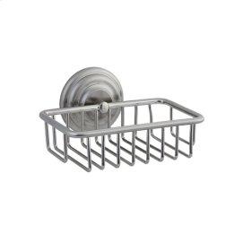 Highlands - Small Basket - Unlacquered Brass