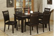 7pc. Cappuccino Dining Set Product Image
