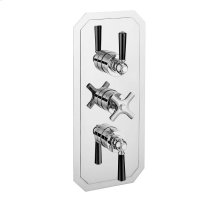 Waldorf 3000 Thermo Valve Trim (3 Outlets)