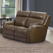 Perkins Picket Power Loveseat
