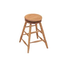 Round Stool Swivel Top