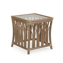 """20"""" x 20"""" Square End Table"""