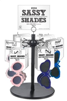 Display Set - Sassy Shades.