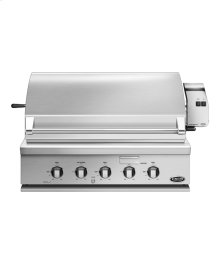 """FLOOR MODEL- 36"""" All Grill for Built-in or On Cart Applications"""