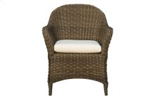 CENTER MATCHED ARM CHAIR