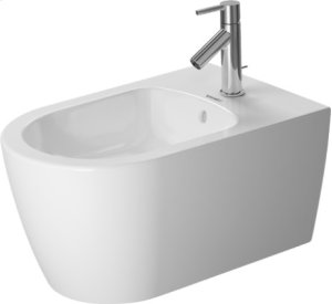 White Me By Starck Bidet Wall-mounted Product Image