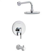 Berwick Bath Shower Faucet Trim Kit - Polished Chrome