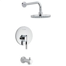 Berwick Bath Shower Faucet Trim Kit - Polished Chrome