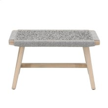 Weave Outdoor Accent Stool