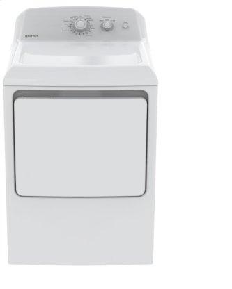 MTX22EBMKWW - White Moffat Moffat 6.2 cu ft.capacity DuraDrum electric dryer