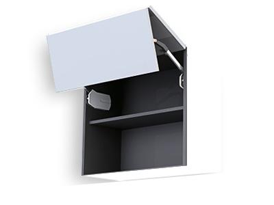 Bi-fold Lift Assist Cabinet Door Stay