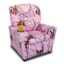 Pink Recliner Cup Holder
