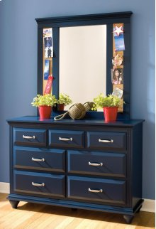 Mirror w/ corkpanels
