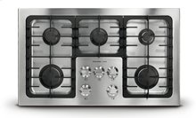 "CLOSEOUT ITEM : $799 : 36"" Gas Drop-In Cooktop"