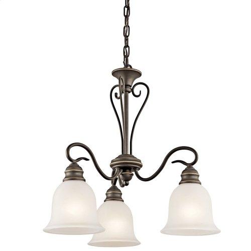 Tanglewood 3 Light Chandelier Olde Bronze®