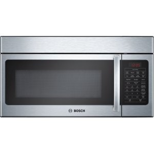 Bosch800 Series built-in microwave 30'' Stainless steel