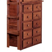 Ten Drawer Chest