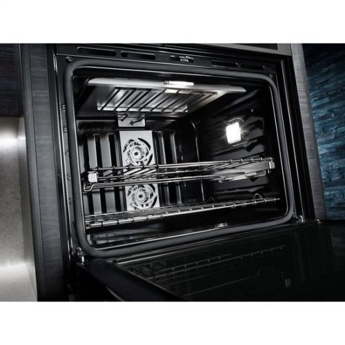 """Pro-Style® 30"""" Double Wall Oven with V2 Vertical Dual-Fan Convection System"""
