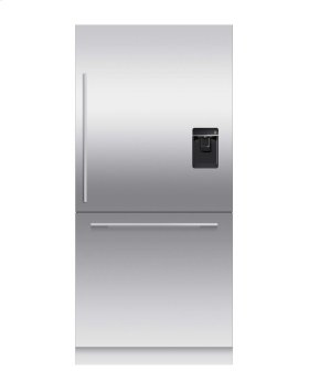Integrated Refrigerator 16.8cu ft, Ice & Water