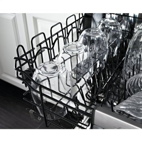 "Panel-Ready 24"" Built-In TriFecta Dishwasher, 38dBA"