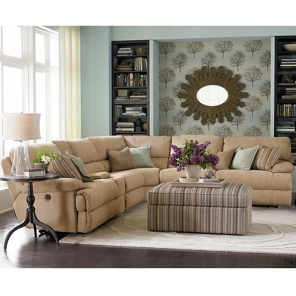 Attrayant Standard Dillon Motion Sectional