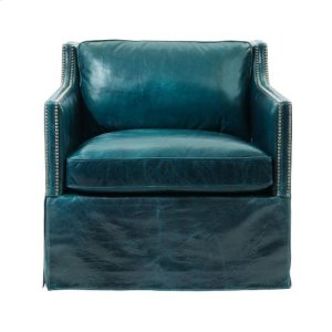 Delano Chair in #44 Antique Nickel