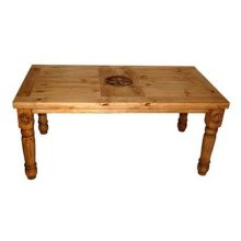 5' Table W/star On Top & Leg