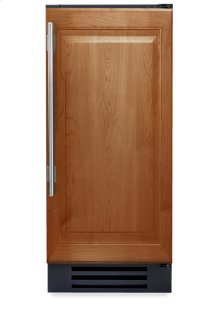 15 Inch Overlay Solid Door Undercounter Refrigerator - Right Hinge Overlay Solid