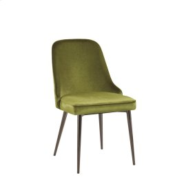 Inslee Contemporary Green Dining Chair