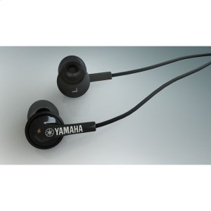 YamahaEPH-C200 Black In-ear Headphones