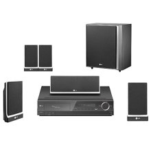 1000 WATT 5 Disc home theater system