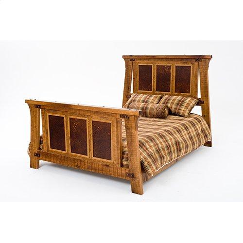 Bungalow - Craftsman Bed - King Bed