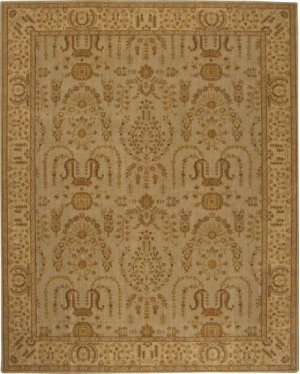 Hard To Find Sizes Grand Parterre Pt02 Quary Rectangle Rug 9' X 14'