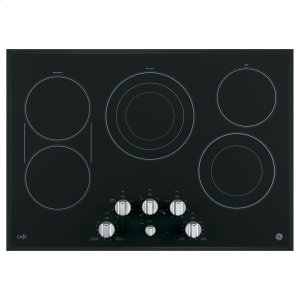 "GE Cafe Ge Cafe™ Series 30"" Built-In Knob Control Electric Cooktop"