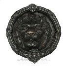 1225 Large Lion Knocker Product Image