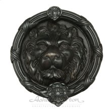 1225 Large Lion Knocker