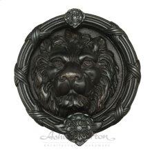 1225 Large Lion Knocker